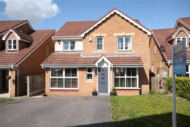 4 Bedrooms Detached House for sale in Great Broad Ing, Redbrook, Barnsley, South Yorkshire, S75