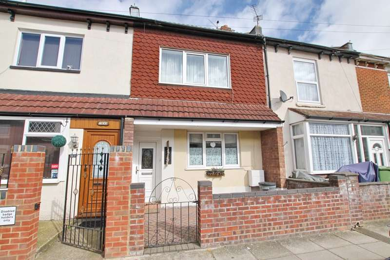 3 Bedrooms Terraced House for sale in Queens Road, Portsmouth, Hampshire, PO2