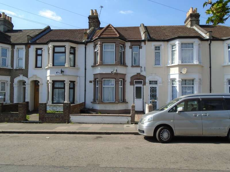3 Bedrooms Terraced House for sale in Lowbrook Road, Ilford, Essex, IG1