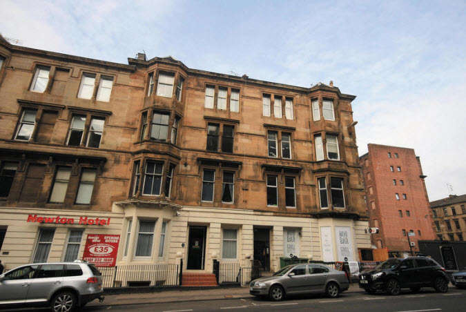 4 Bedrooms Flat for rent in Bath Street, City Centre, Glasgow