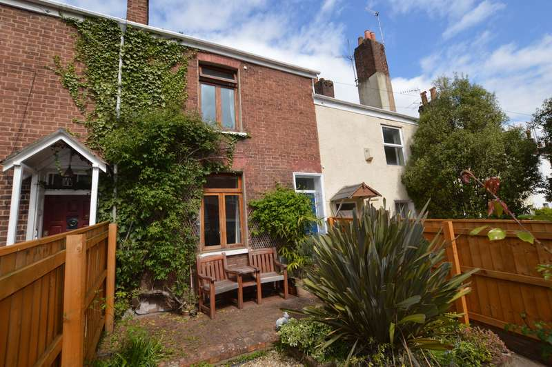 2 Bedrooms Terraced House for sale in Pavilion Place, Exeter