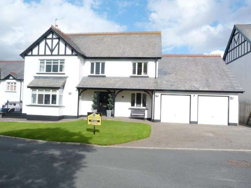 4 Bedrooms Detached House for sale in Fairways Drive, Mount Murray, Braddan, IM4 2JB