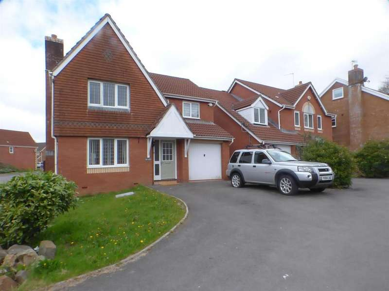4 Bedrooms House for sale in Llyn Tircoed, Penllergaer, Swansea