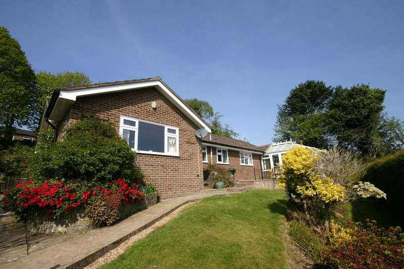 5 Bedrooms Detached Bungalow for sale in Crowborough TN6