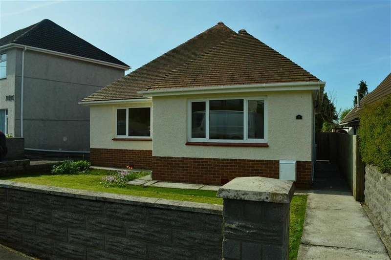 3 Bedrooms Detached Bungalow for sale in Llanant Road, Gorseinon, SA4
