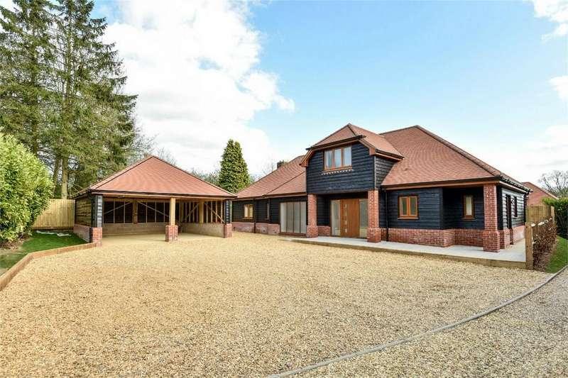 3 Bedrooms Detached House for sale in Boyneswood Lane, Medstead, Alton, Hampshire