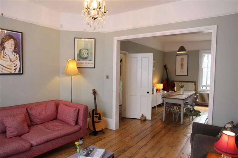 5 Bedrooms Terraced House for sale in Gensing Road, St Leonards On Sea