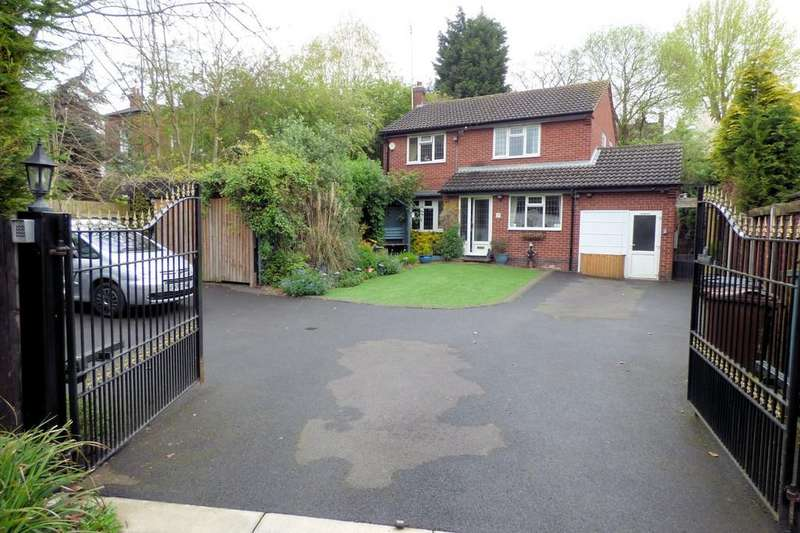 4 Bedrooms Detached House for sale in Stapenhill Road, Burton-on-Trent