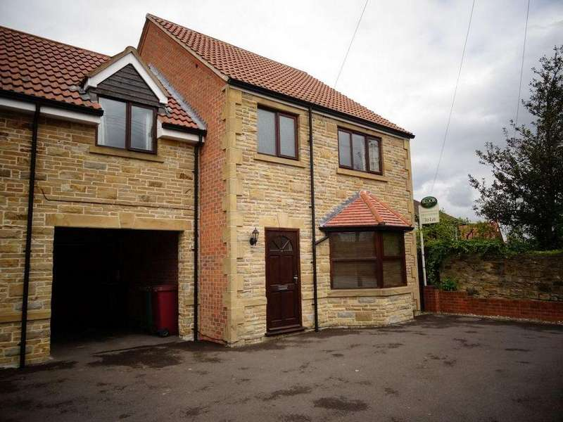 4 Bedrooms Link Detached House for rent in 32 High Street, Eckington, Sheffield, S21 4DN