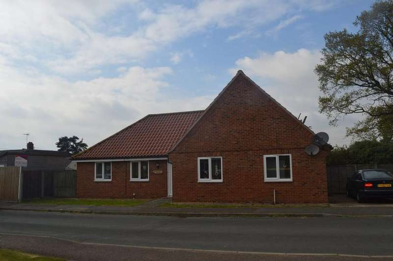 3 Bedrooms Detached Bungalow for sale in Oak Tree Cottage, Brandon