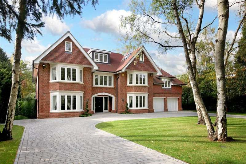 6 Bedrooms Detached House for sale in Prince Consort Drive, Ascot, Berkshire, SL5