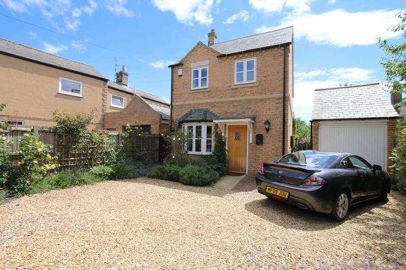 3 Bedrooms Detached House for sale in Victoria Street, Chatteris