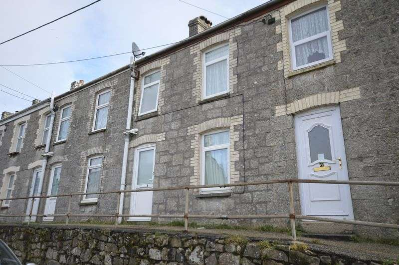 2 Bedrooms Terraced House for sale in Pond View Terrace, ST AUSTELL