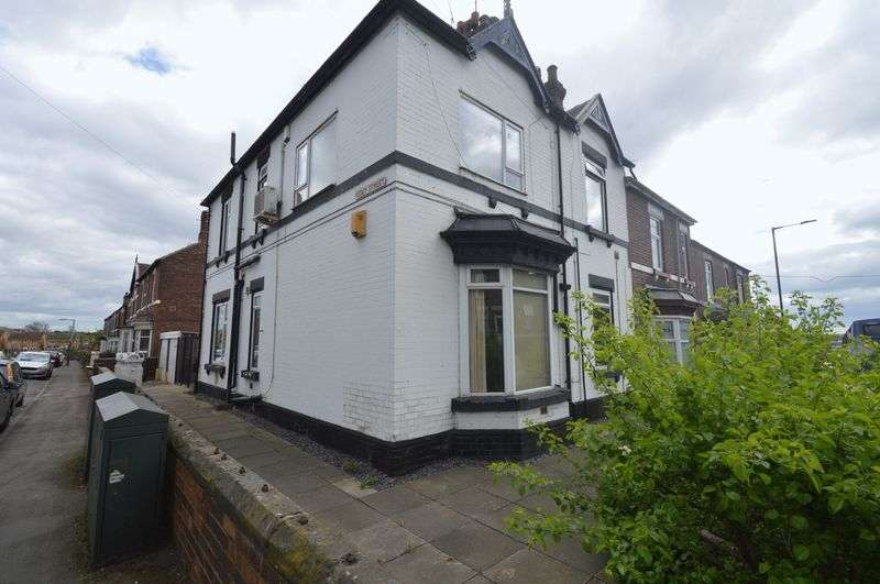 4 Bedrooms Semi Detached House for sale in Vesey Street, Parkgate, Rotherham