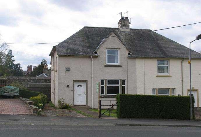 3 Bedrooms Semi Detached House for sale in 25 Priorswalk, Melrose, TD6 9RB