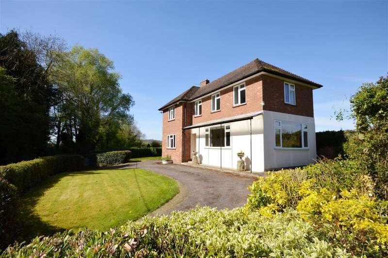 3 Bedrooms Detached House for sale in Woolhope, Hereford