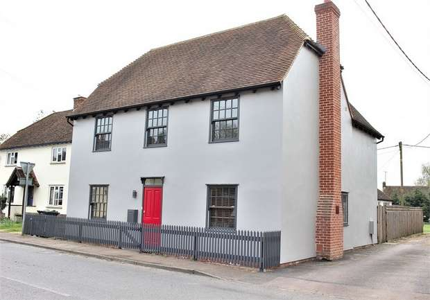 4 Bedrooms Detached House for sale in Stebbing, Dunmow, Essex