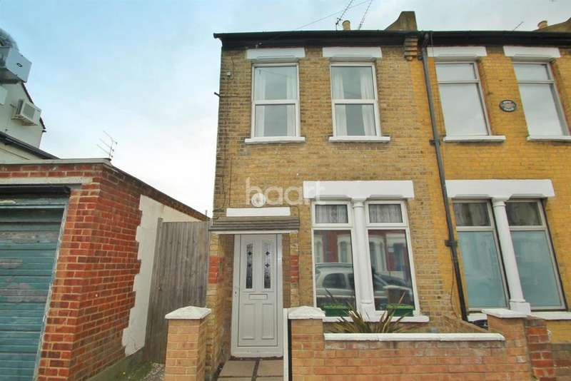 2 Bedrooms End Of Terrace House for sale in Southend-on-sea