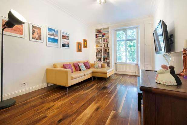 2 Bedrooms Flat for sale in Sussex Gardens, London, W2