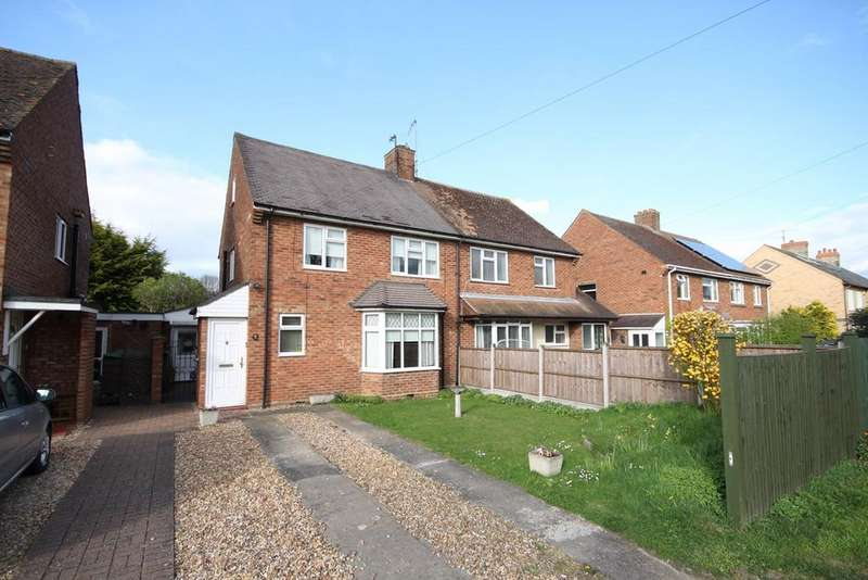 3 Bedrooms Semi Detached House for sale in Stockbridge Road, Clifton, Shefford, SG17