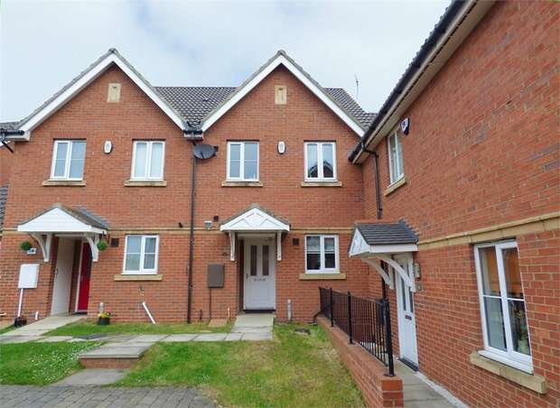 3 Bedrooms End Of Terrace House for sale in Kineton Way, Sunderland, Tyne and Wear