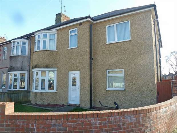 5 Bedrooms Semi Detached House for sale in Yarm Road, Darlington, Durham