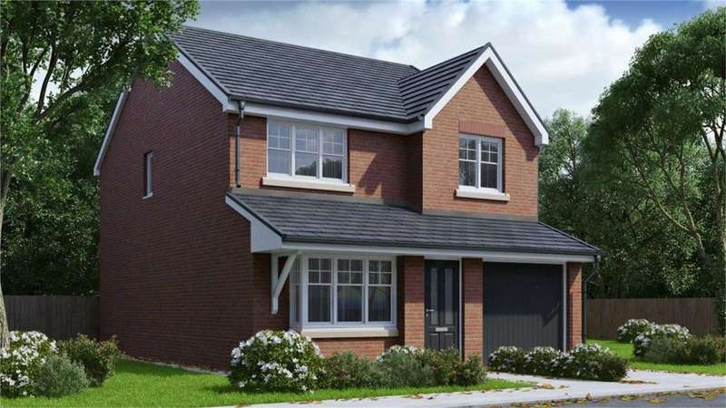 4 Bedrooms Detached House for sale in Vicarage Gardens, Platt Bridge, Wigan, Lancashire
