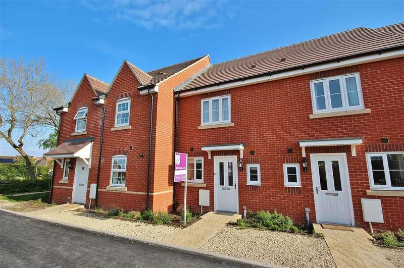 2 Bedrooms Terraced House for sale in Whittington Crescent, Wantage, OX12
