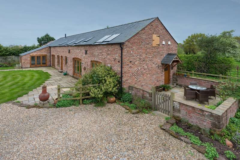 5 Bedrooms House for sale in 5 bedroom Barn Conversion Detached in Crowton