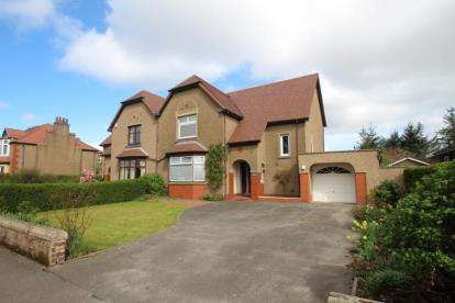 3 Bedrooms Semi Detached House for sale in Abbotsgrange Road, Grangemouth