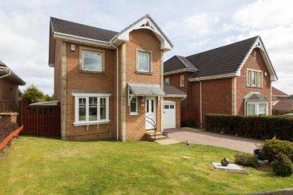 3 Bedrooms Detached House for sale in Vardon Green, Livingston