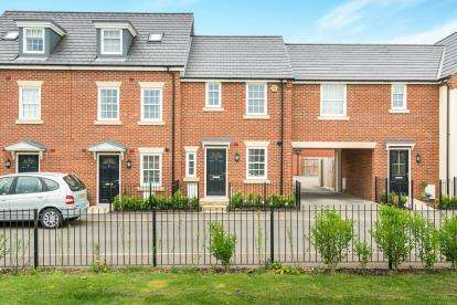 2 Bedrooms Terraced House for sale in Wymondham, Norfolk