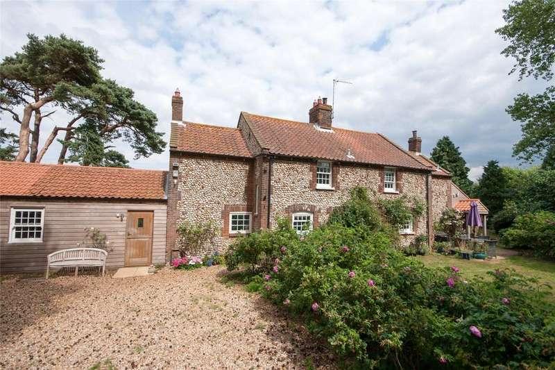 4 Bedrooms Detached House for sale in Bagthorpe, Norfolk, PE31