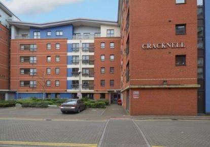2 Bedrooms Flat for sale in Cracknell, Millsands, Sheffield, South Yorkshire