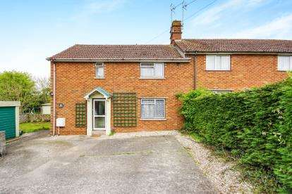 3 Bedrooms End Of Terrace House for sale in The Crescent, Newtown, Berkeley, Gloucestershire