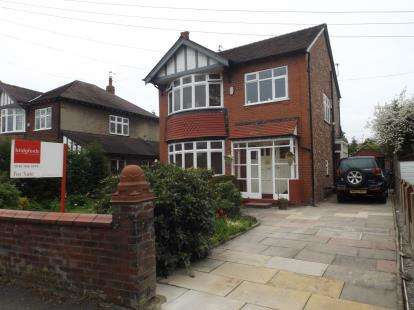 3 Bedrooms Detached House for sale in Woodsmoor Lane, Woodsmoor, Stockport, Cheshire