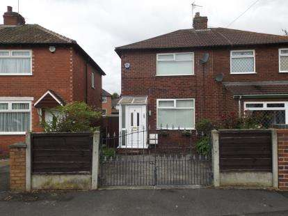 2 Bedrooms Semi Detached House for sale in Forbes Road, Offerton, Stockport, Cheshire
