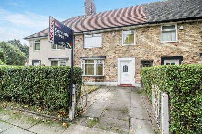 3 Bedrooms Terraced House for sale in Bray Road, Speke, Liverpool, Merseyside, L24