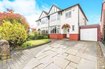 4 Bedrooms Semi Detached House for sale in Thingwall Lane, Liverpool, Merseyside, England, L14