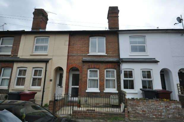 3 Bedrooms Terraced House for sale in Edgehill Street, Reading