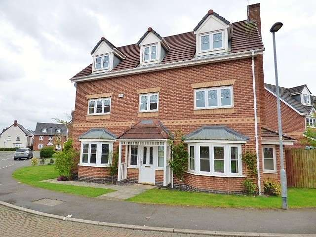 5 Bedrooms Detached House for sale in Baltimore Gardens, Great Sankey, Warrington