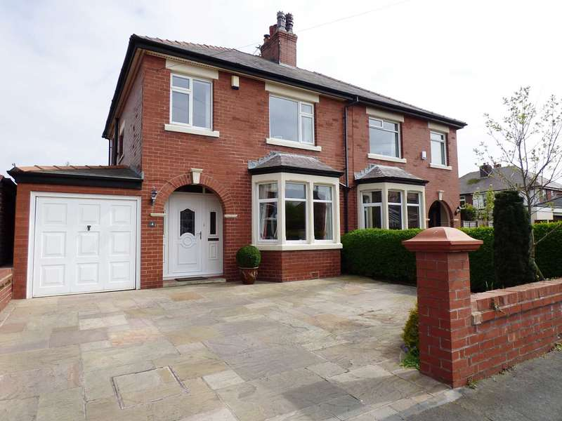 3 Bedrooms Semi Detached House for sale in Fylde Road, Ansdell, Lytham St. Annes