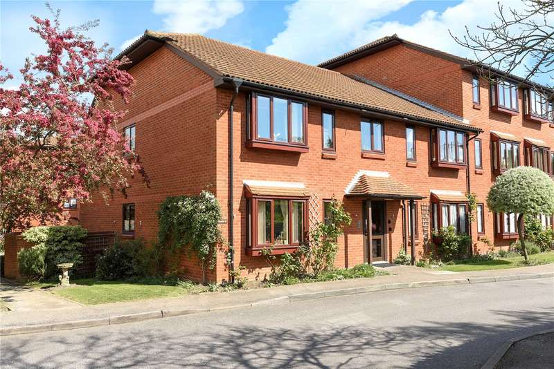 2 Bedrooms Retirement Property for sale in Meadowcroft, High Street, Bushey, WD23