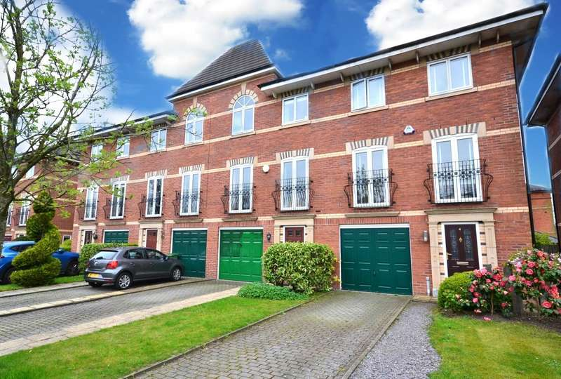 4 Bedrooms End Of Terrace House for sale in Winchester Drive, Macclesfield