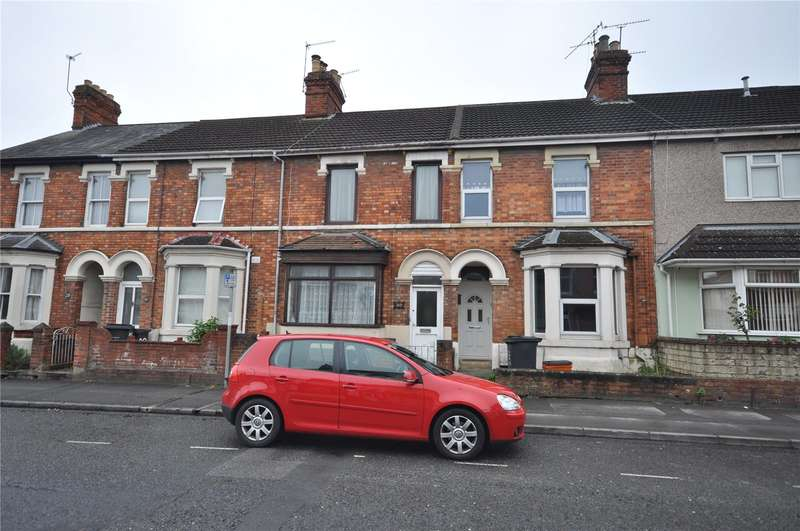 3 Bedrooms Terraced House for sale in Curtis Street, Swindon, Wiltshire, SN1