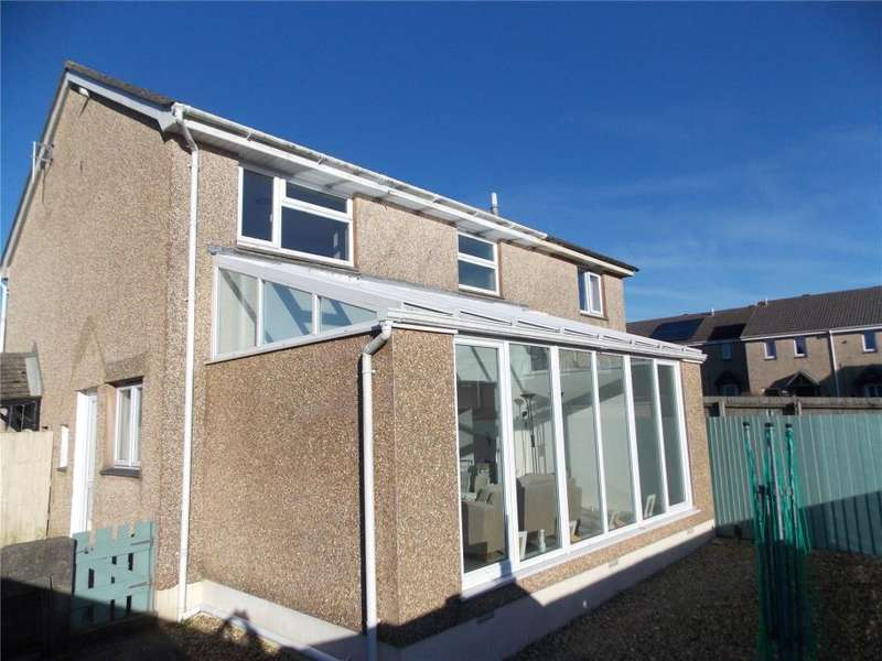 2 Bedrooms Terraced House for sale in Holly Close, Threemilestone, Truro