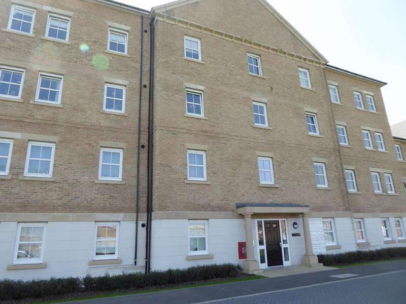 2 Bedrooms Flat for sale in Amethyst Court, Rainbow Road, Erith, DA8 2EH