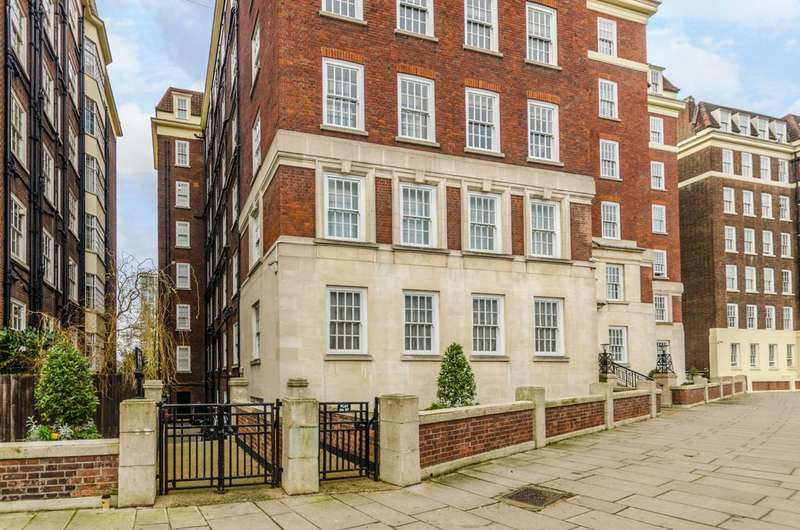 3 Bedrooms Flat for sale in St Mary Abbots Court, Kensington, W14