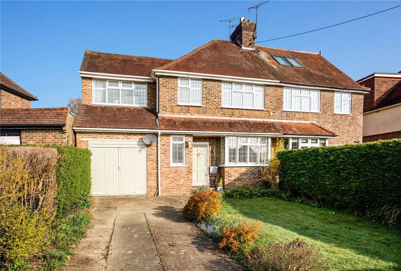 5 Bedrooms Semi Detached House for sale in Meadow Lane, Lindfield, West Sussex, RH16