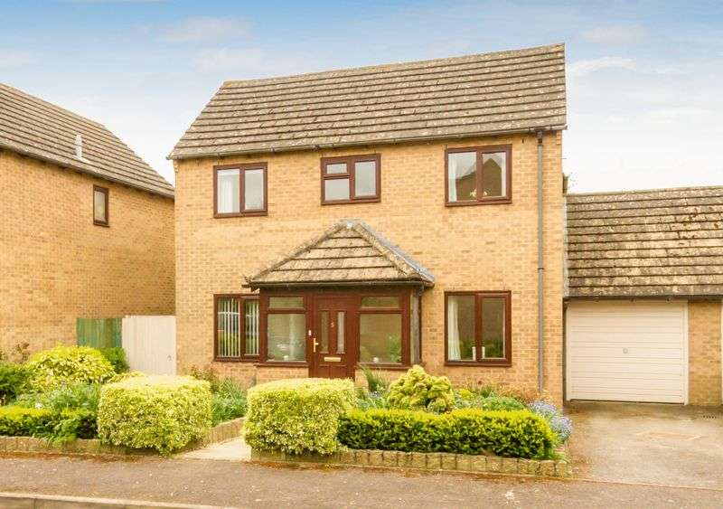 4 Bedrooms Detached House for sale in Talbot Fields, Bampton